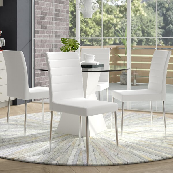 Odysseus Side Chair (Set of 4) by Wade Logan
