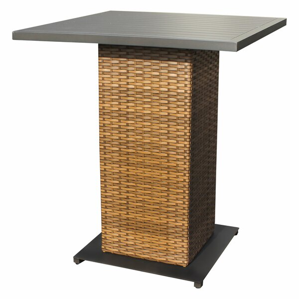 East Village Bar Table by Rosecliff Heights