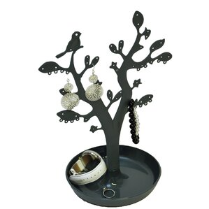 Eve Tree Shape Jewelry Organizer and Holder by Evideco