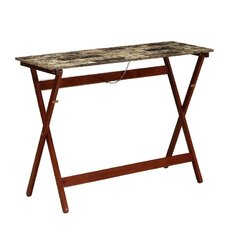 Beverly Folding Buffet Tray Table by Charlton Home