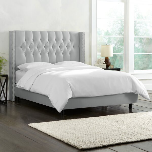 Galleria Upholstered Standard Bed by Willa Arlo Interiors