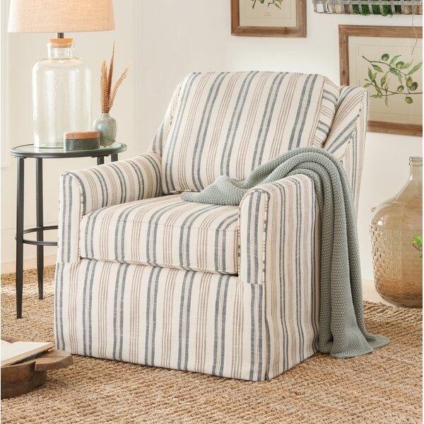 Allister Swivel Armchair by Birch Lane™