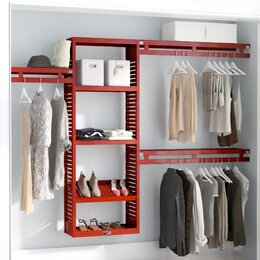 Closet Bedroom Storage Systems