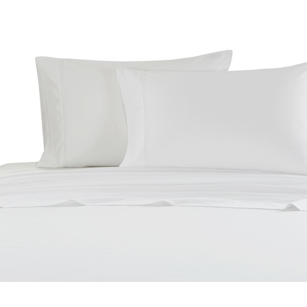 Coulombe Hems 3 Piece Sheet Set by Rosecliff Heights
