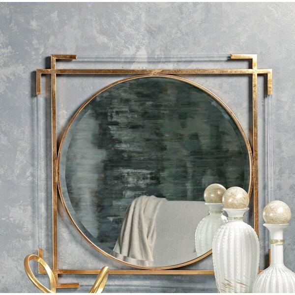 Dulvert Accent Mirror by World Menagerie
