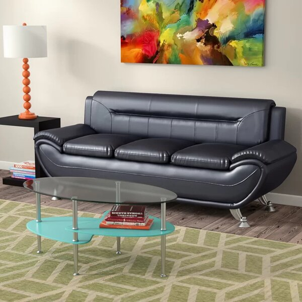High Quality Mulvey Modern Sofa by Orren Ellis by Orren Ellis