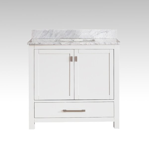 Burville 37 Single Bathroom Vanity Set by Red Barrel Studio