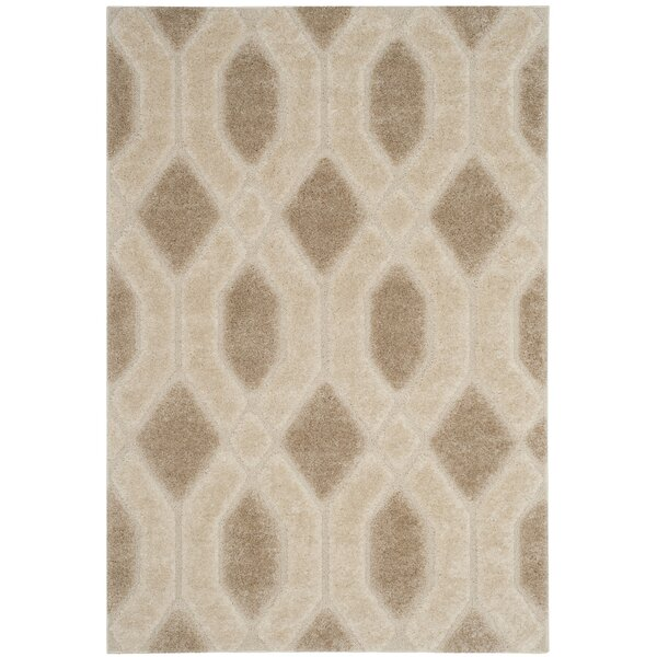 Archway Beige Area Rug by Mercer41