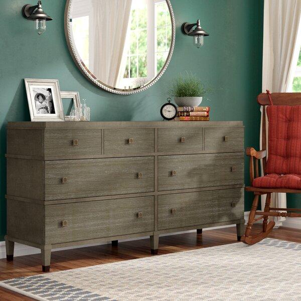 Hazen 8 Drawer Double Dresser by Greyleigh