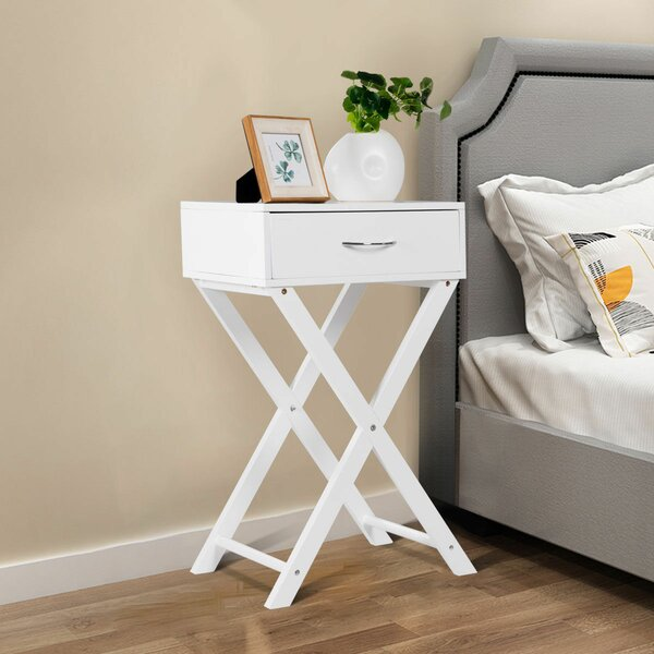 Schoonover End Table with Storage (Set of 2) by Breakwater Bay