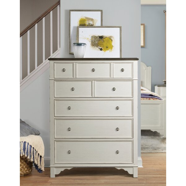 Ayla 5 Drawer Chest by Rosalind Wheeler