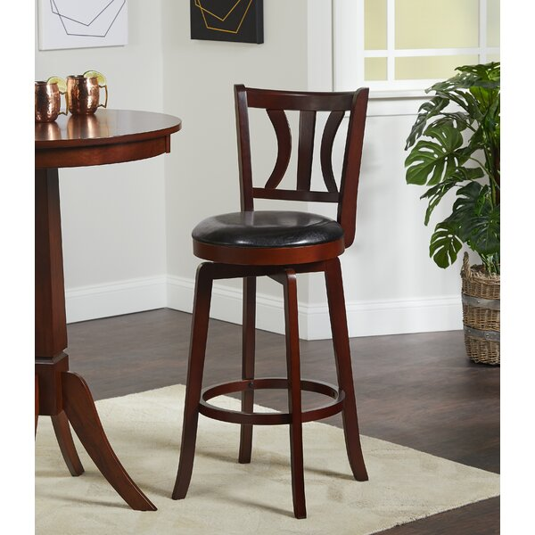 Loami 29 Swivel Bar Stool by Darby Home Co