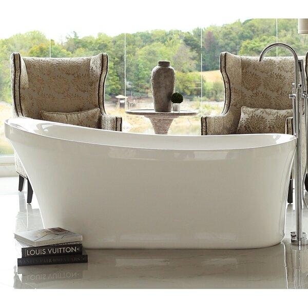 67 x 28 Soaking Bathtub by Signature Bath