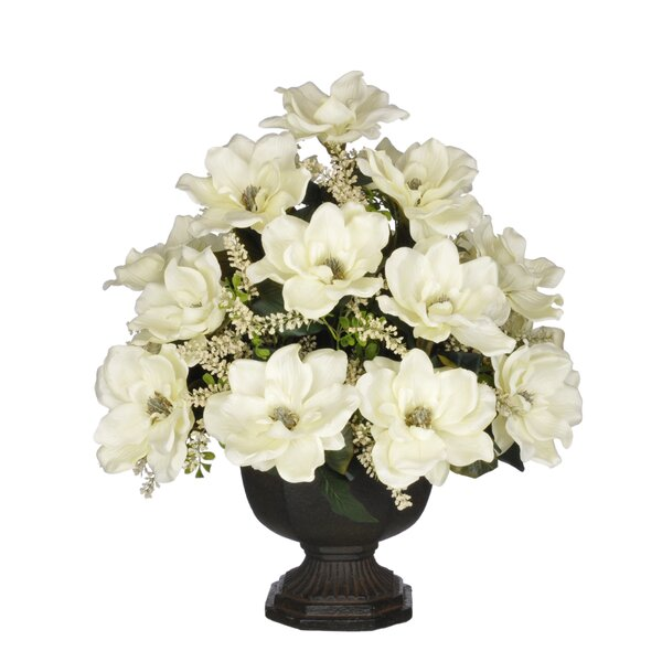Mixed Centerpiece by House of Silk Flowers Inc.