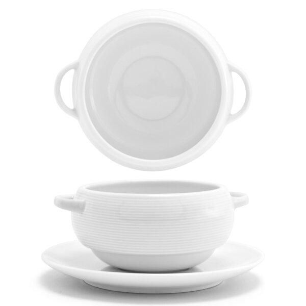 Esters 10 oz. Stackable Soup Bowl by Orren Ellis