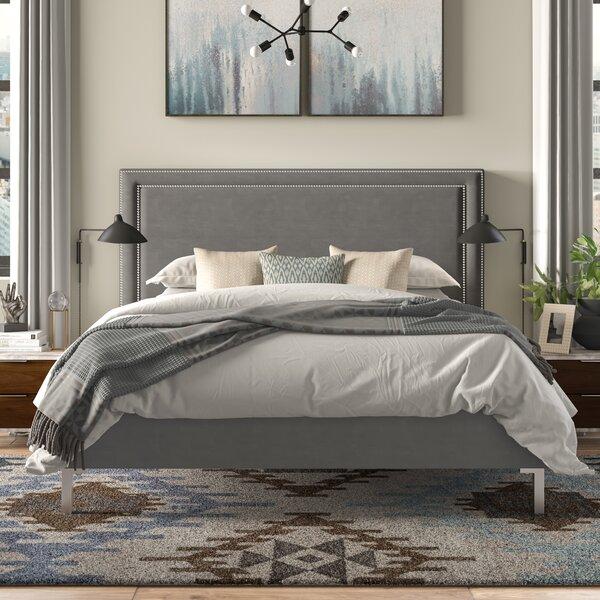 Dahms Upholstered Platform Bed by Orren Ellis