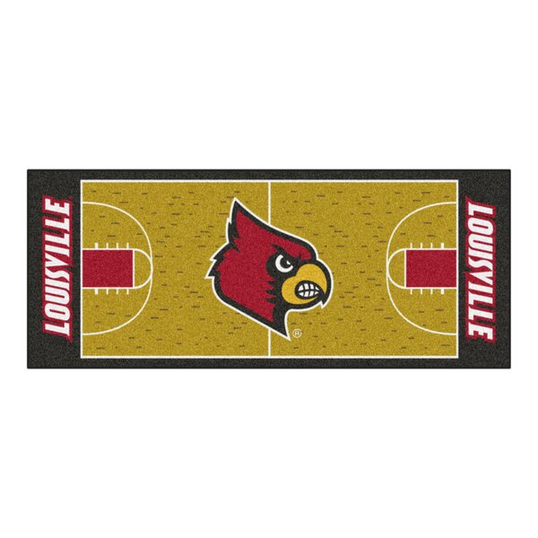 NCAA University of Louisville NCAA Basketball Runner by FANMATS