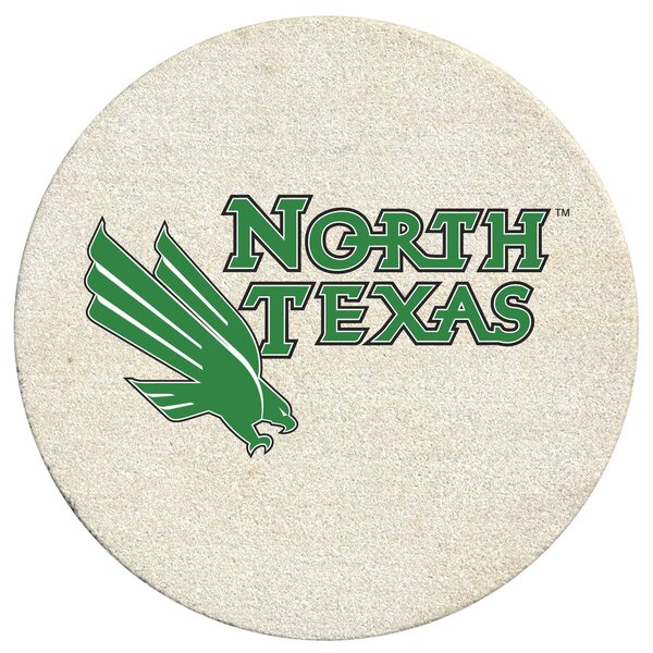 University of North Texas Collegiate Coaster (Set of 4) by Thirstystone