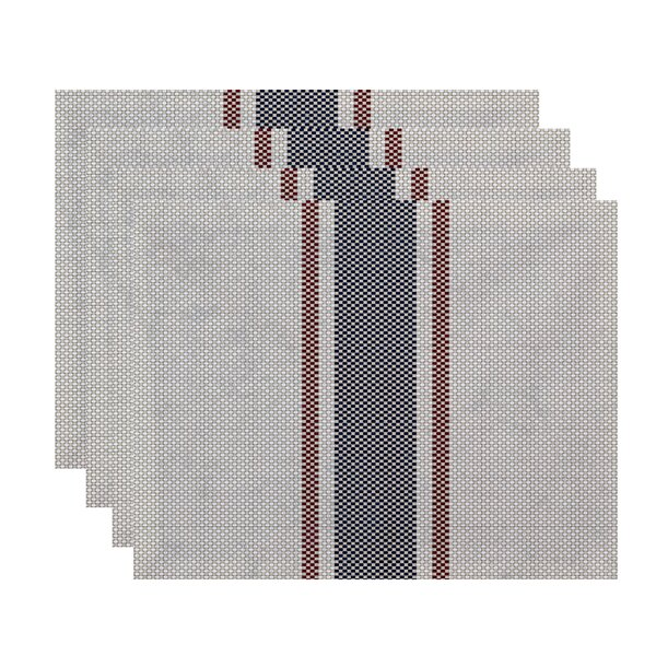 Laymon Grain Sack Placemat (Set of 4) by Gracie Oaks