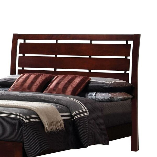 Aurik Sleigh Bed by Union Rustic