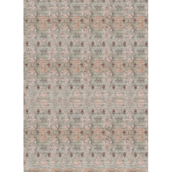 One-of-a-Kind Himalayan Hand-Knotted Beige Area Rug by Bokara Rug Co., Inc.