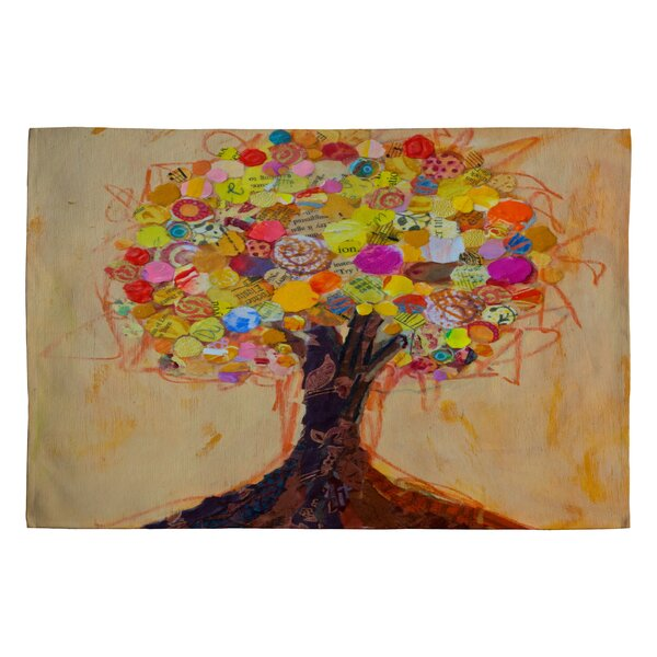 Elizabeth St. Hilaire Nelson Summer Tree Novelty Rug by Deny Designs