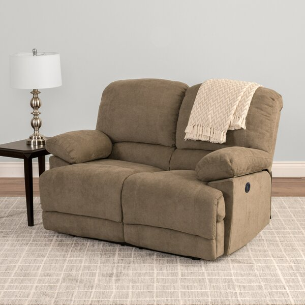 Browse Our Full Selection Of Condron Reclining Loveseat by Red Barrel Studio by Red Barrel Studio