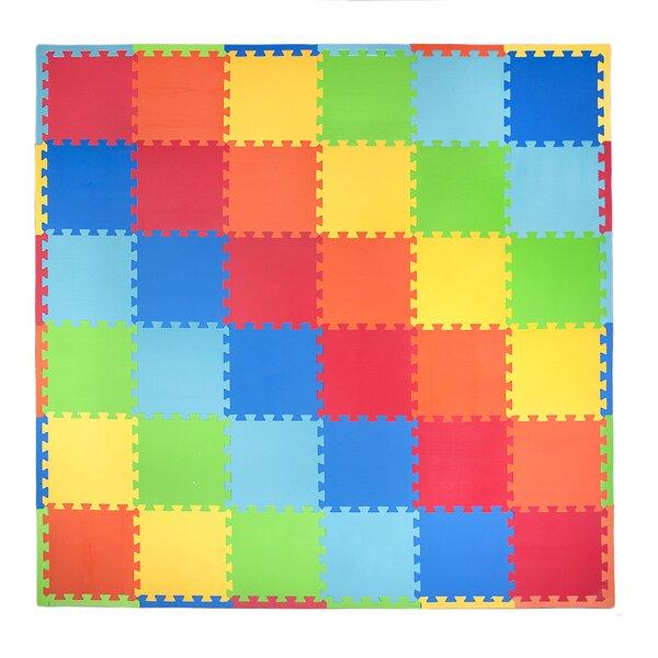 36 Piece Floor Mat By Tadpoles.
