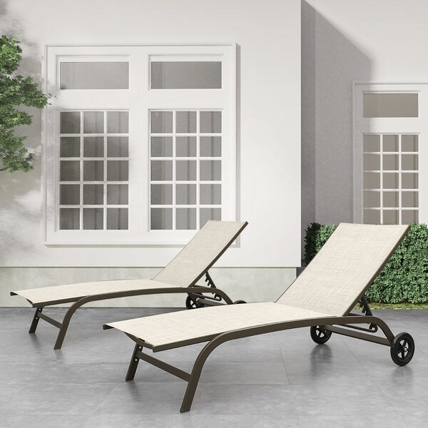 Layfield Reclining Chaise Lounge