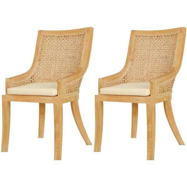 Juliet Dining Chair (Set of 2) by Bay Isle Home