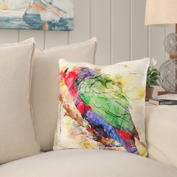 Alexia Bird Throw Pillow
