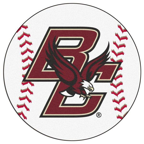NCAA Boston NCAAlege Baseball Mat by FANMATS