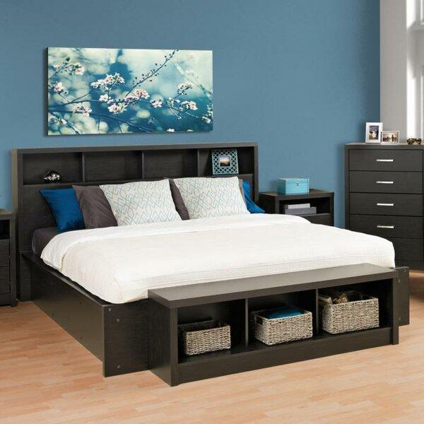 Reiby Storage Platform Bed by Latitude Run