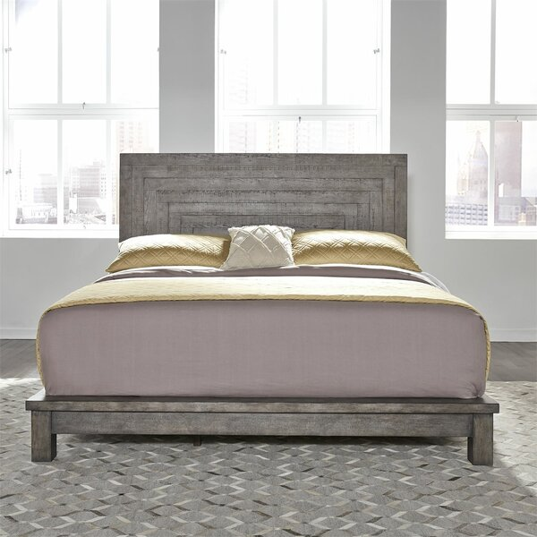 Cortinas Platform Bed by Gracie Oaks