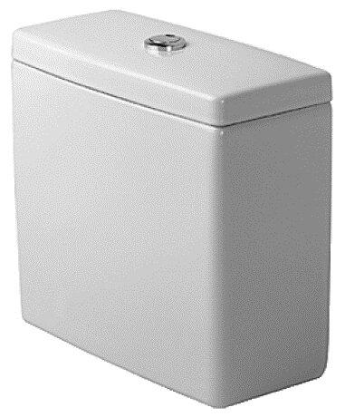 Starck 3 Dual Flush Toilet Tank by Duravit
