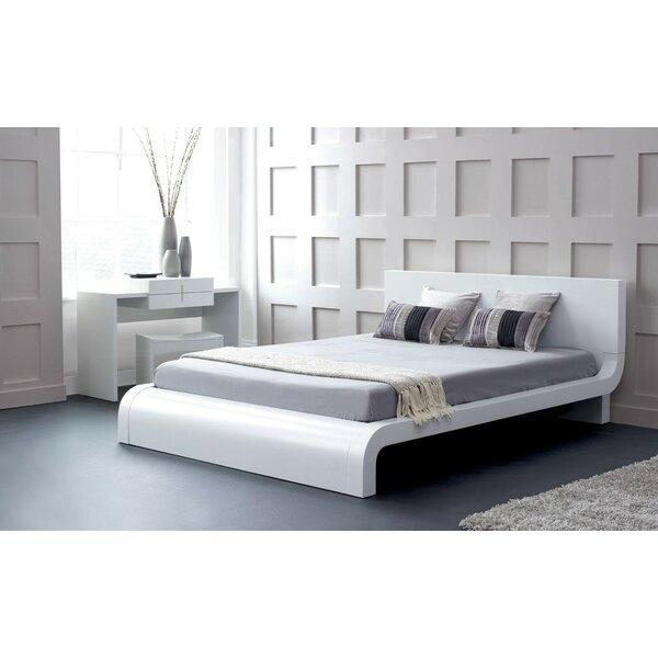 Sommerset Queen Modern Platform 5 Piece Bedroom Set by Orren Ellis
