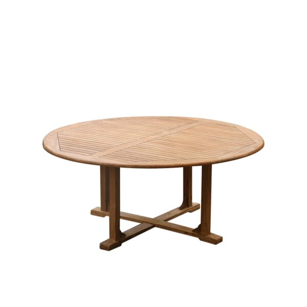Jameown Teak Dining Table by Rosecliff Heights Rosecliff Heights