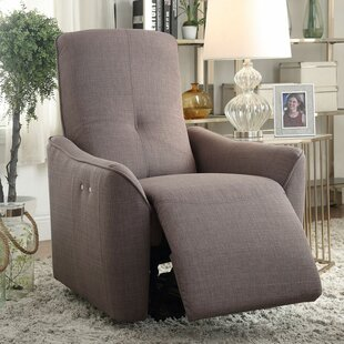 Plante Power Recliner Brayden Studio