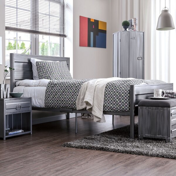 Adame Platform Bed by Williston Forge
