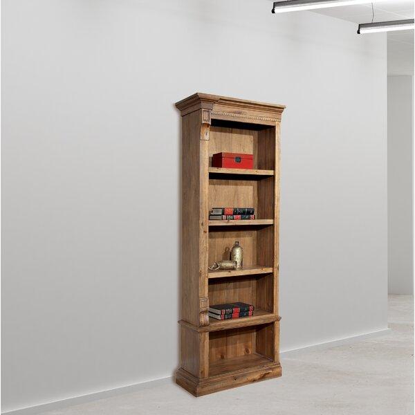 Aceves Left Pier Standard Bookcase by Loon Peak Loon Peak®