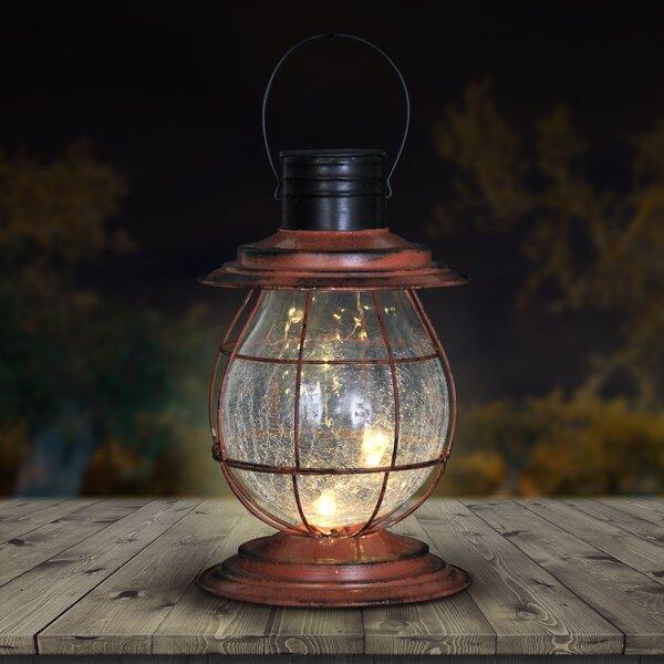 Exhart Solar Encased Firefly Lantern Amp Reviews Wayfair Ca