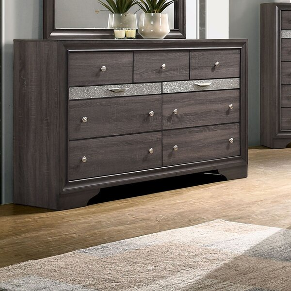 Kristina 9 Drawer Dresser by House of Hampton House of Hampton