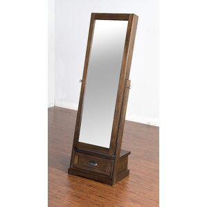 Birney Jewelry Armoire with Mirror by ..