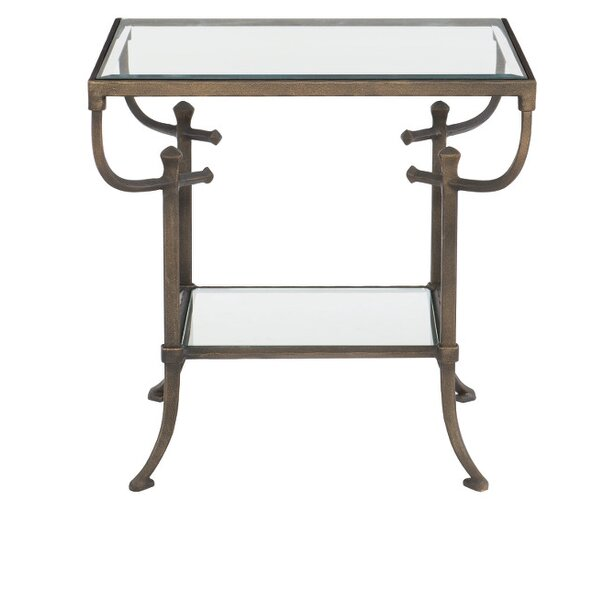 Hawthorne End Table By Bernhardt