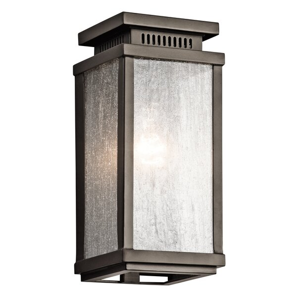 Conesville 1-Light Outdoor Sconce by Darby Home Co