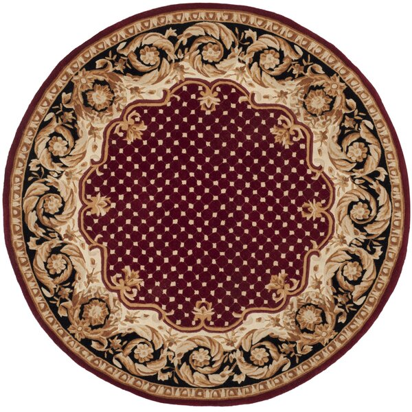 Naples Red Area Rug by Safavieh