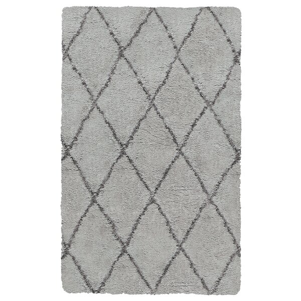 Beesley Hand-Tufted Taupe/Brown Area Rug by Ivy Bronx