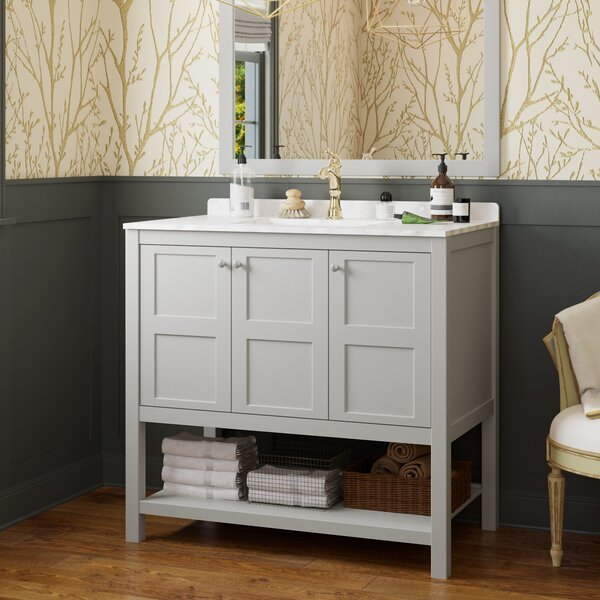 Mcelhaney 36 Single Bathroom Vanity Set by Winston Porter
