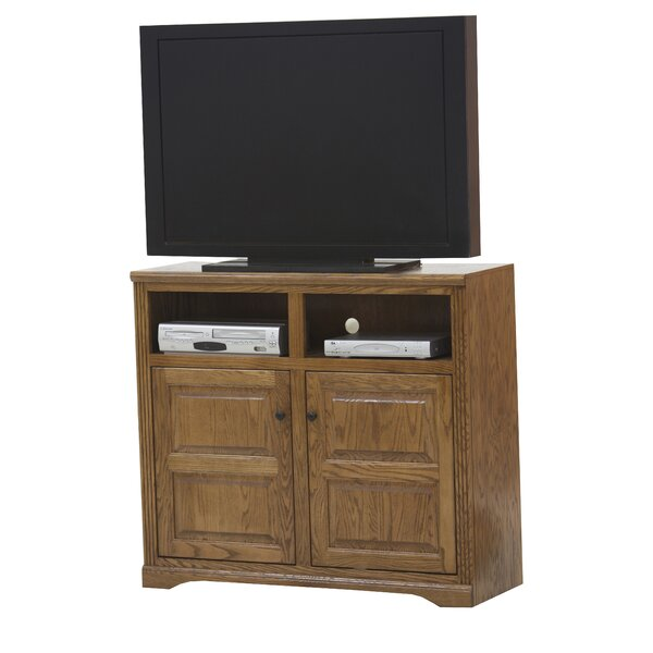 Glastonbury Solid Wood TV Stand For TVs Up To 58