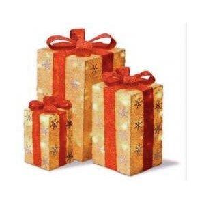 Lighted Gift Box | Wayfair